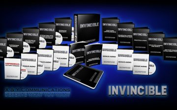 The Brand New Invincible Program From Scot McKay