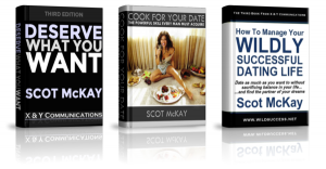 Three Books By Scot McKay